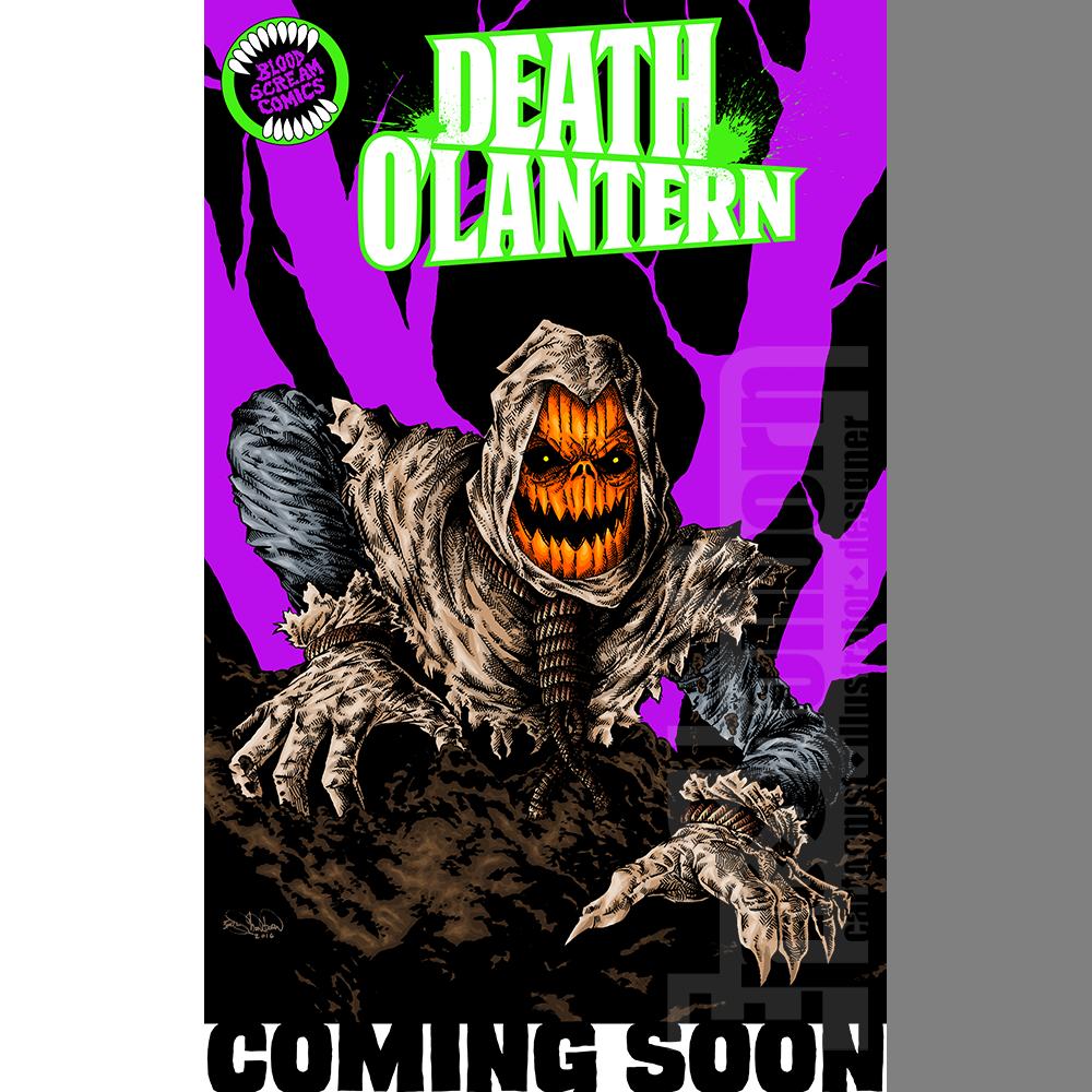 Death O'Lantern
