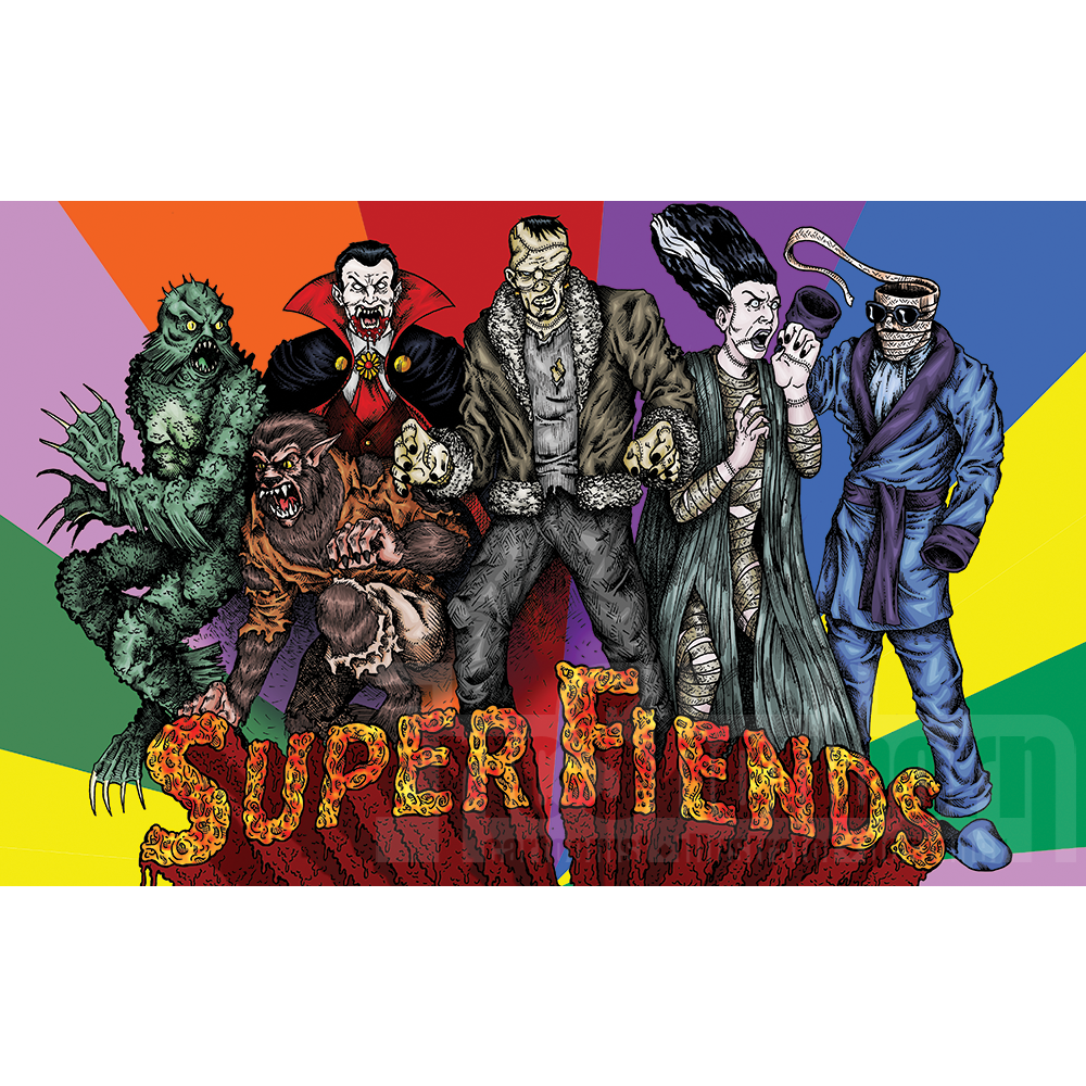 Super Fiends (Bright Variant)